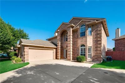Rockwall, Fate, Heath, Mclendon Chisholm Single Family Home Active Option Contract: 845 Oak Hollow Lane