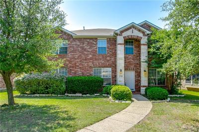 Frisco Single Family Home Active Option Contract: 13348 Bavarian Drive