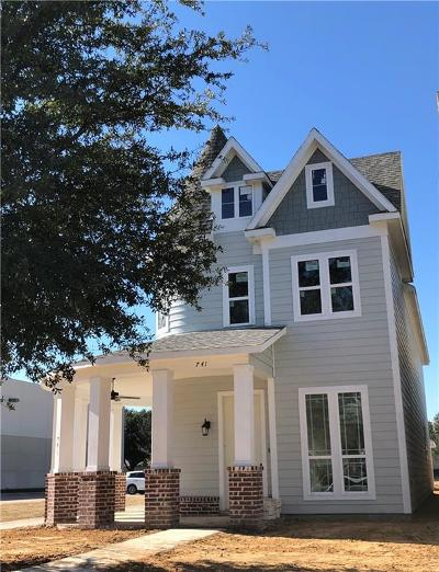 Coppell Single Family Home For Sale: 741 Hammond Street