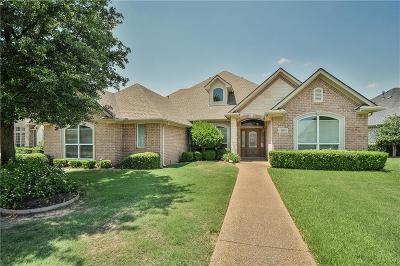 Parker County, Tarrant County, Hood County, Wise County Single Family Home Active Contingent: 2609 Harborside Drive