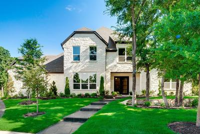 Trophy Club Single Family Home Active Option Contract: 406 Hershey Lane