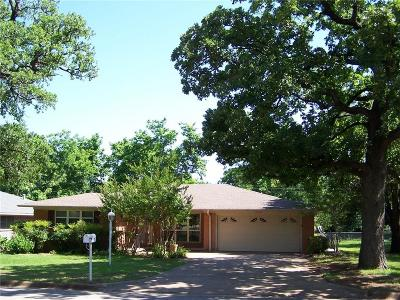 Denison Single Family Home For Sale: 1312 Crestview Drive