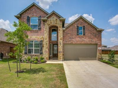 Prosper Single Family Home For Sale: 16701 Lincoln Park Lane