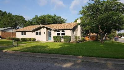 Haltom City Single Family Home For Sale: 4629 Norvell Drive