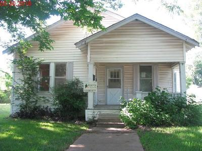 Kerens Single Family Home For Sale: 106 SW 6th Street