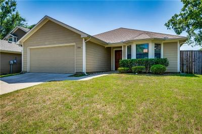 Lake Dallas Single Family Home For Sale: 106 Pearl Lane