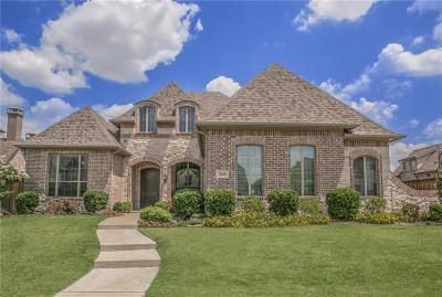 Frisco Single Family Home Active Option Contract: 3840 Ferndale Lane