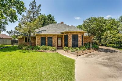 Trophy Club Single Family Home Active Option Contract: 1100 Berkshire Court