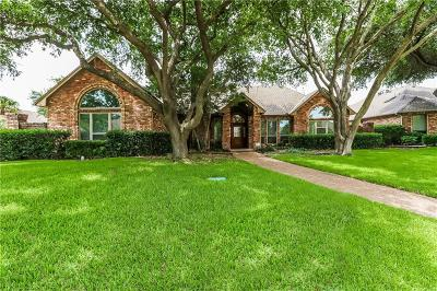 Plano Single Family Home For Sale: 1609 Breakwater Lane