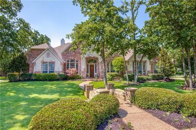 Keller Single Family Home Active Option Contract: 408 Lavena Court