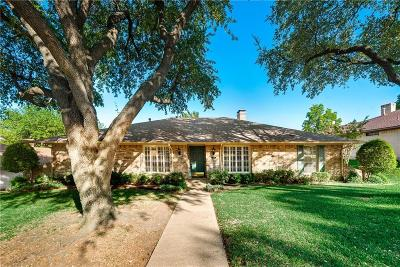 Single Family Home Active Contingent: 1326 Pecan Valley Drive