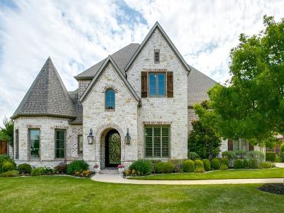 Coppell Single Family Home Active Kick Out: 412 Hood Court