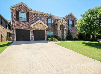 Fort Worth Single Family Home For Sale: 12340 Fairway Meadows Drive