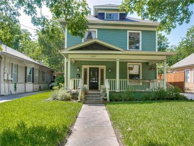 Single Family Home Active Contingent: 5527 Tremont Street