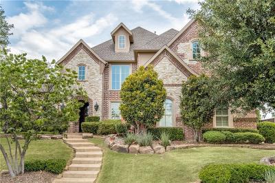 Frisco Single Family Home For Sale: 1762 Hilton Head Lane