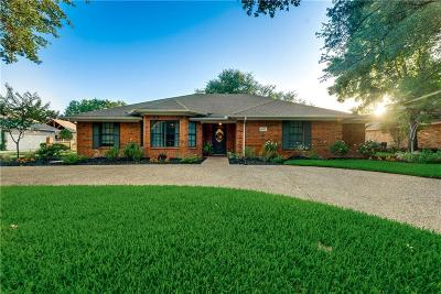 Corsicana Single Family Home Active Contingent: 1617 Bowie Circle