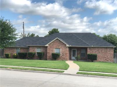 Sachse Single Family Home Active Option Contract: 4301 Haverhill Lane