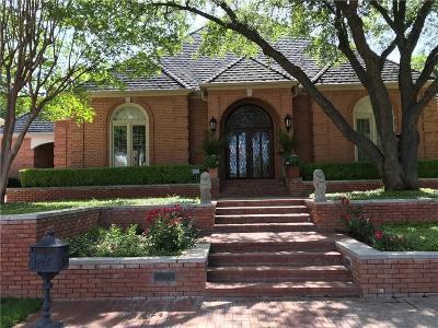 Arlington Single Family Home For Sale: 1405 Clubview Court