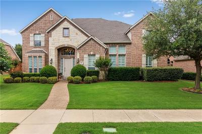 Frisco Single Family Home For Sale: 7647 Thistletree Lane