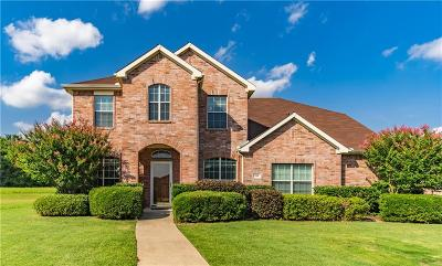 Terrell Single Family Home Active Option Contract: 108 Denali Court