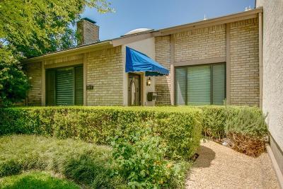 Townhouse For Sale: 6417 Cedar Hollow Drive