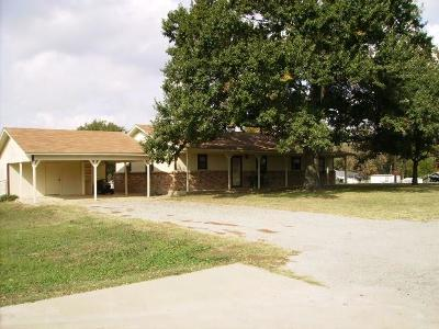 Canton TX Single Family Home Active Option Contract: $141,000