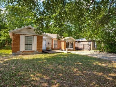 Single Family Home For Sale: 3556 Durango Drive