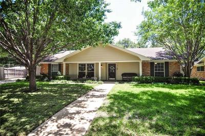 Single Family Home For Sale: 3116 Ponder Drive
