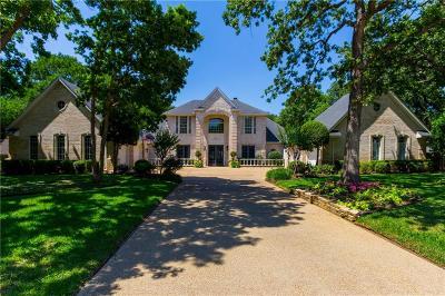 Southlake Single Family Home For Sale: 105 San Jacinto Court