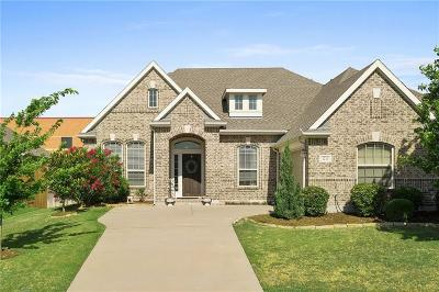 Allen Single Family Home Active Option Contract: 1211 Windgate Way