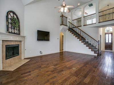 Allen Single Family Home For Sale: 1624 Mammoth Drive