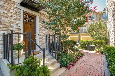 Plano Townhouse For Sale: 7204 Scotland Court