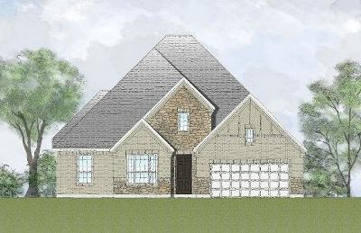 McKinney Single Family Home Active Contingent: 2517 Ever Birch Way
