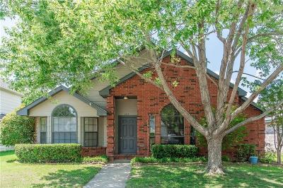 Mckinney Single Family Home Active Option Contract: 2317 Foot Hill Road