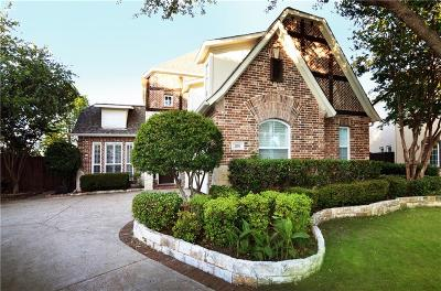 Allen Single Family Home For Sale: 201 Florence Court