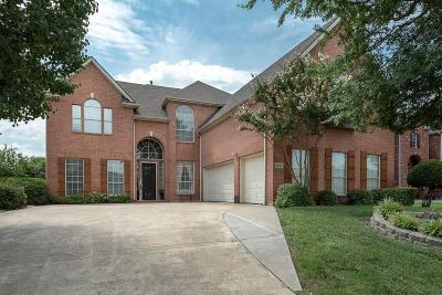 Rowlett Single Family Home For Sale: 10110 Waterview Parkway