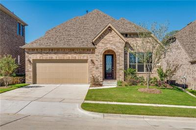 McKinney Single Family Home Active Contingent: 4001 Bamboo Trail