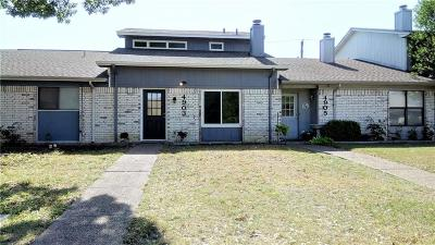 Townhouse Sold: 4903 Maryanna Way