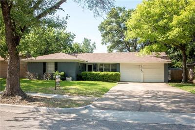 Farmers Branch Single Family Home For Sale: 2958 S Cameo Lane S