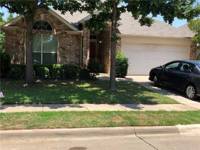 Euless Residential Lease For Lease: 107 Crepe Myrtle Drive