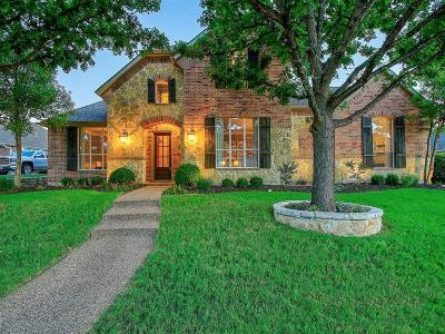 Prosper Single Family Home For Sale: 890 Willowgate Drive