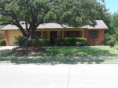 Irving Single Family Home For Sale: 1529 Regina Court N