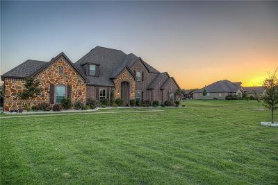 Rockwall Single Family Home For Sale: 180 Chisholm Ridge Drive