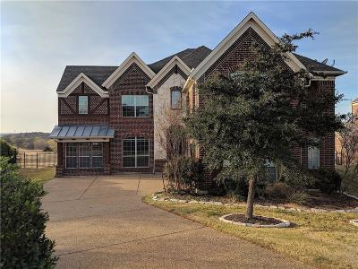 Cedar Hill Single Family Home For Sale: 2751 Point View