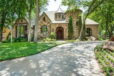 Fort Worth Single Family Home For Sale: 2829 River Forest Drive