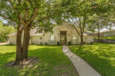 Weatherford Single Family Home For Sale: 205 Evergreen Trail