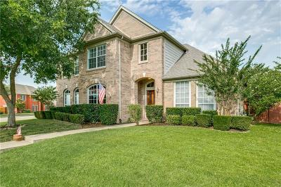 Keller Single Family Home Active Option Contract: 1624 Suncrest Drive
