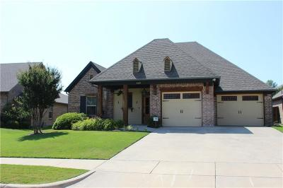 Benbrook Single Family Home For Sale: 509 Magnolia Parkway