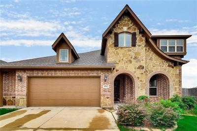 Fort Worth Single Family Home For Sale: 4341 Summersweet Lane