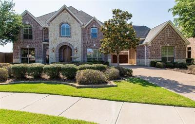 Frisco Single Family Home For Sale: 11866 Casa Grande Trail